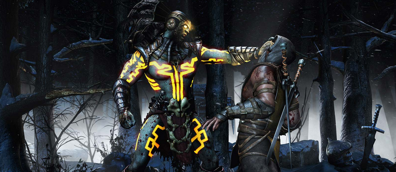 Illustration for article titled 'Realistic' Mortal Kombat Fatalities Are Pretty Sick