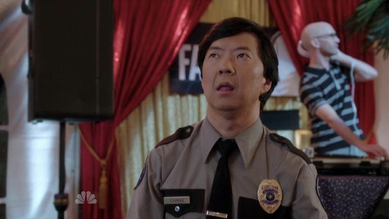 Illustration for article titled Ken Jeong is already looking for other shows beyondCommunity