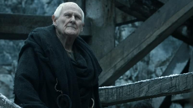 rip peter vaughan game of thrones aemon targaryen