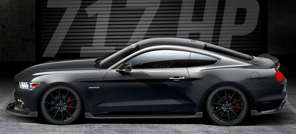 Hennessey Will Build A 717 Hp Ford Mustang For The Price