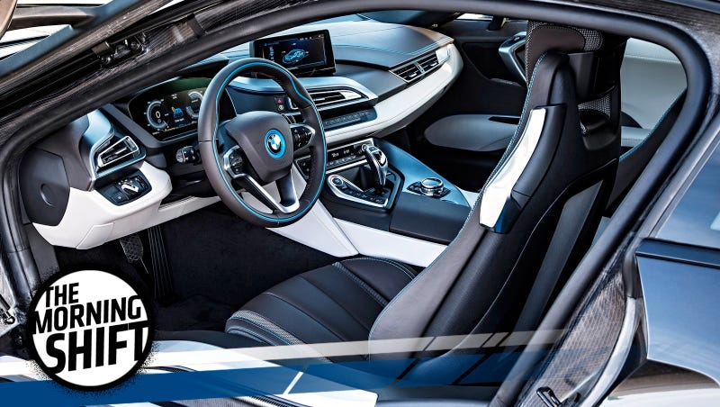 Illustration for article titled BMW Won't Quit Steering Wheels Just Yet (Updated)