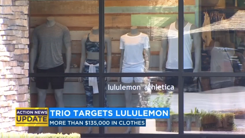 Illustration for article titled Bold as BrassTrio Allegedly Walks Into Lululemon and Steals $17,000 Worth of Leggings