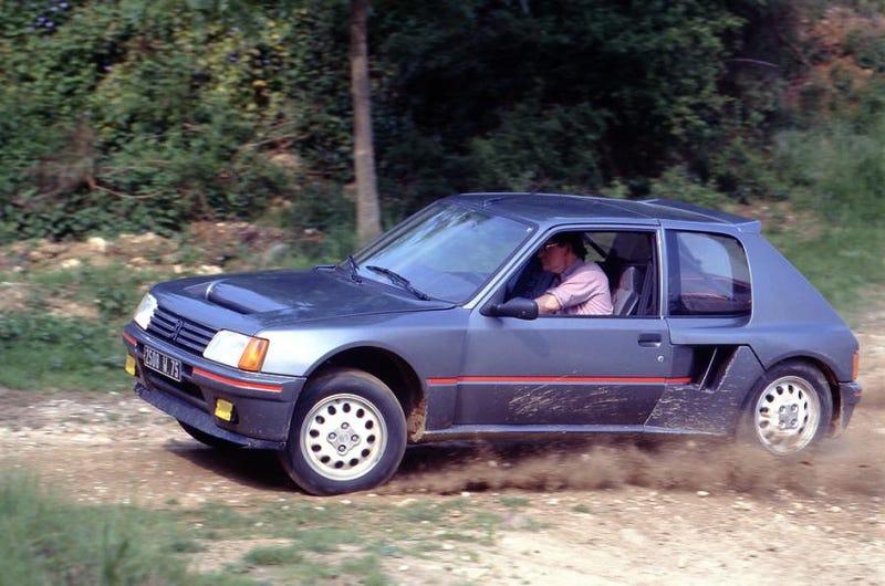 Illustration for article titled Peugeot 205 designer has died aged 75