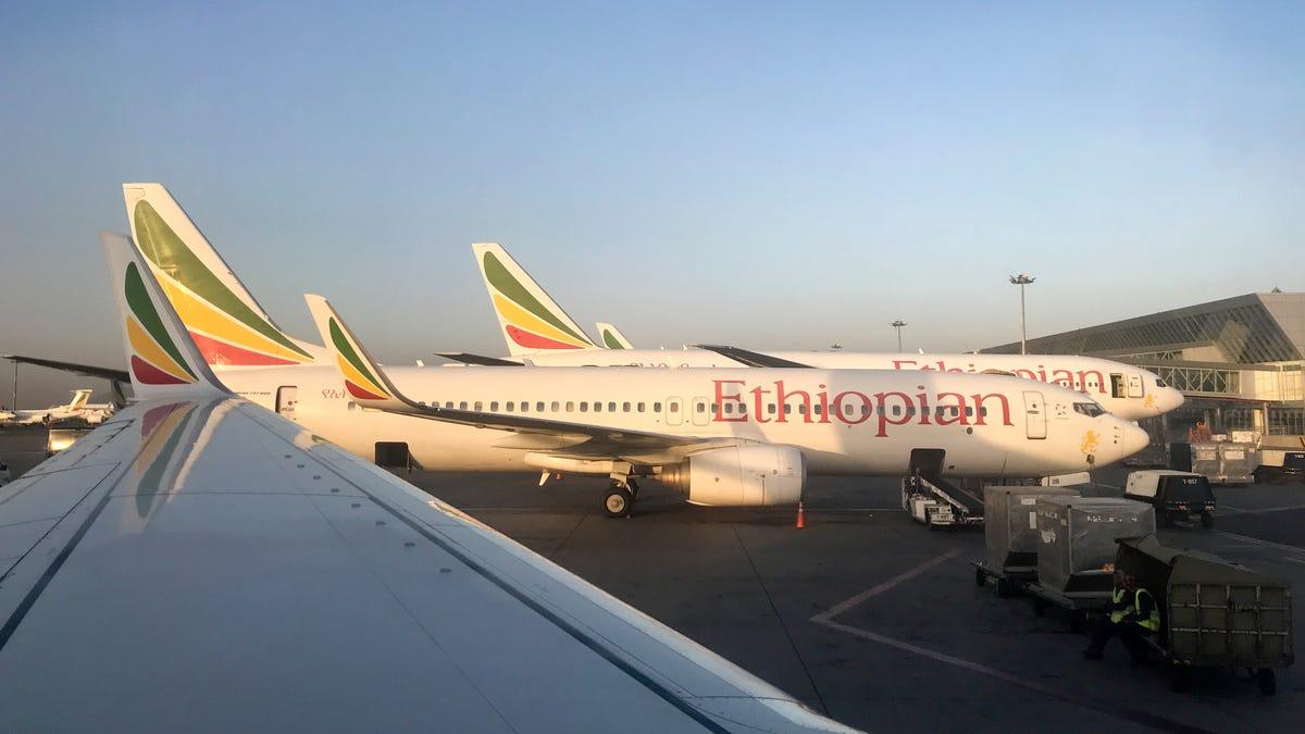 157 Killed in Ethiopian Airlines Boeing 737 Crash Near Bole