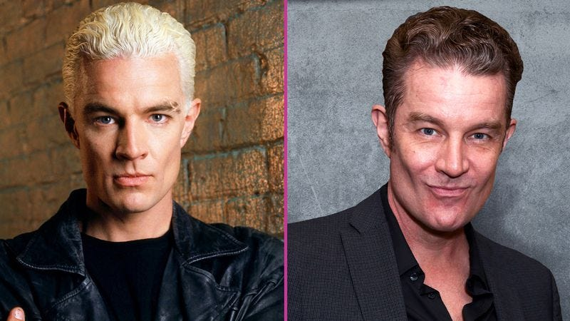 Buffy's James Marsters on the hardest day of his