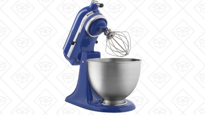 KitchenAid Ultra Power Tilt Head Stand Mixer, $190