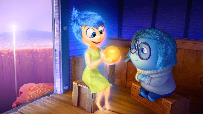 Illustration for article titled We've Seen Part Of Inside OutAnd It Could Be Pixar's Smartest Film Yet