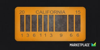 Illustration for article titled Barcode license plates? Try mass traffic surveillance