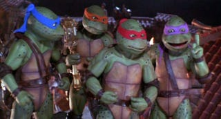Illustration for article titled The clip all Teenage Mutant Ninja Turtle ficcers must see
