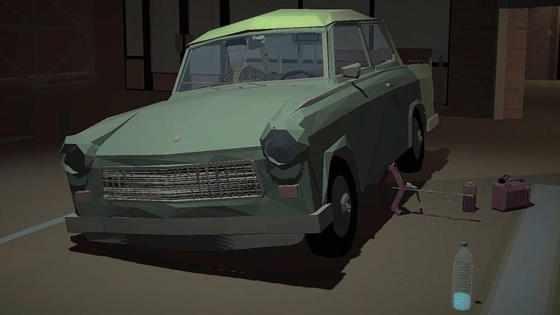 Illustration for article titled Jalopy - Clunky Car Simulator