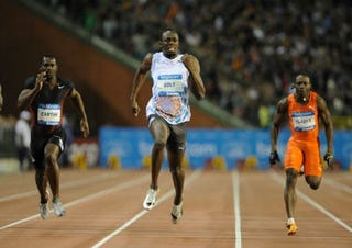 World record holder Usain Bolt (Getty)