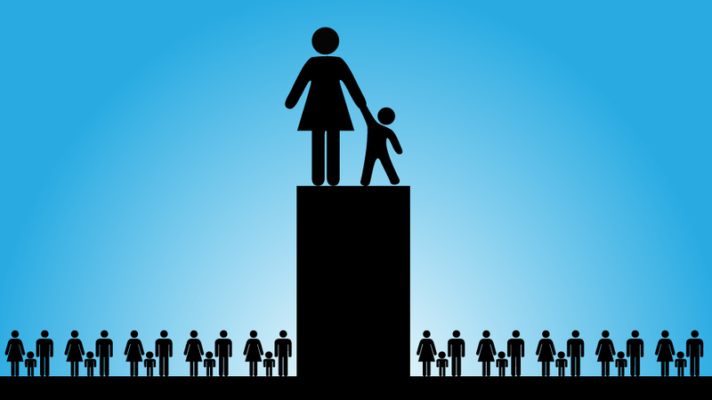 Illustration for article titled The Single Mother Success Story Is No Excuse for a Superiority Complex