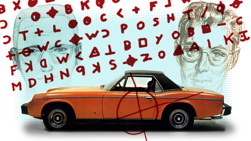 Illustration for article titled Why The Internet Thinks This Sports Car Mogul Might Have Been The Zodiac Killer