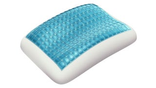 Illustration for article titled Technogel Memory Foam Pillows Cool You Off While You Sleep