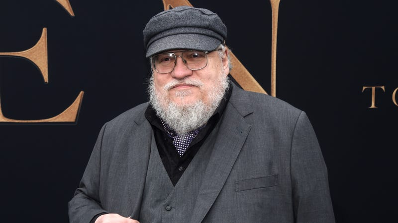 Illustration for article titled Extremely Frustrating: George R.R. Martin Has Pushed Back The Release Of The Last Two 'GOT' Books After Getting Stuck Behind Someone Filling Up A Water Bottle At A Drinking Fountain