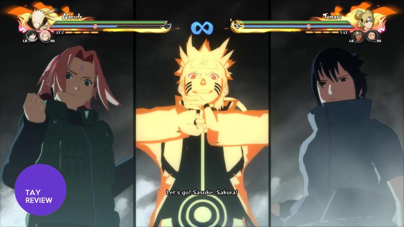 Naruto Ultimate Ninja Storm 4: The TAY Review
