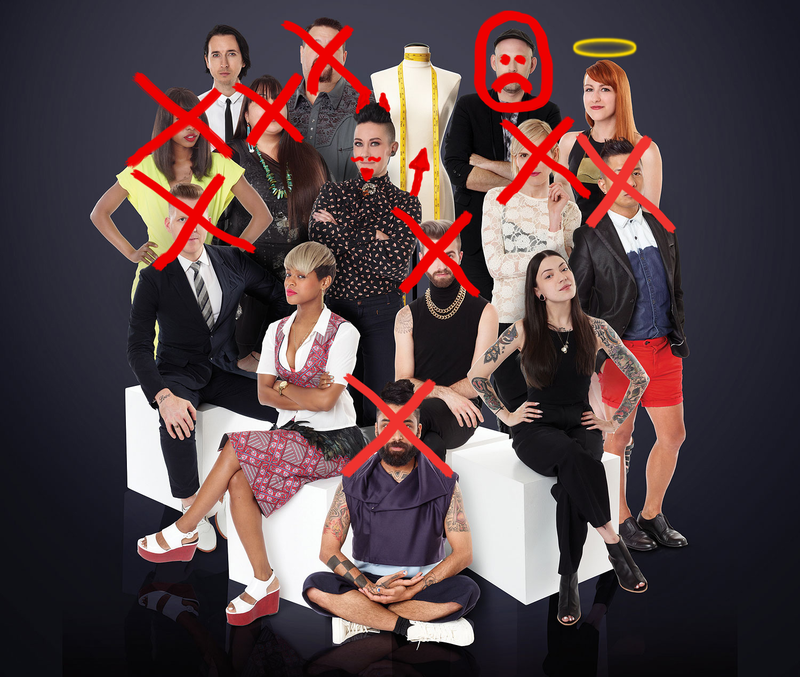 Illustration for article titled Project Runway : All Stars Season IV, Episode 13 Finale Recap