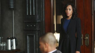 Kerry Washington as Olivia Pope in ABC's ScandalJordin Althaus/ABC