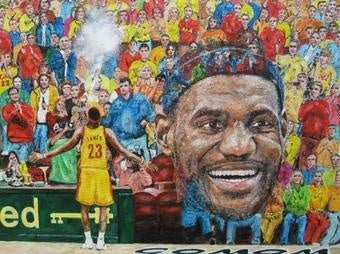 Illustration for article titled HOLD THE MAYO: LEBRON TO BULLS SAYS...SOME OTHER GUY