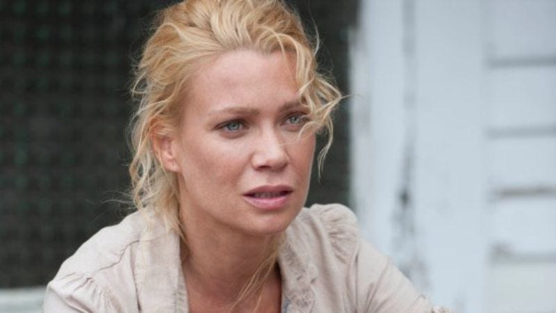 Illustration for article titled The Walking Dead's Laurie Holden joins Dumb And Dumber sequel to be around new group of idiots