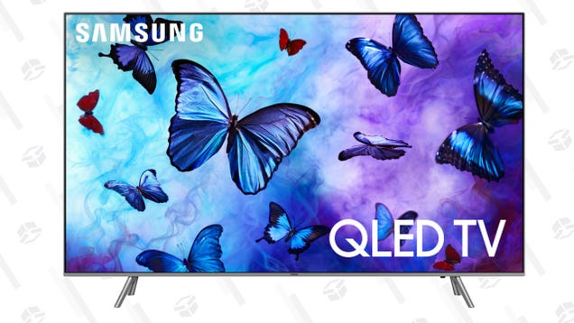 Samsung s Entry Level QLED TVs Are Priced to Move For Cyber Monday