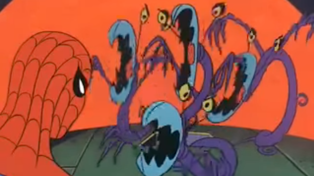 That Time Spider-Man Went Back in Time For Plant Genocide