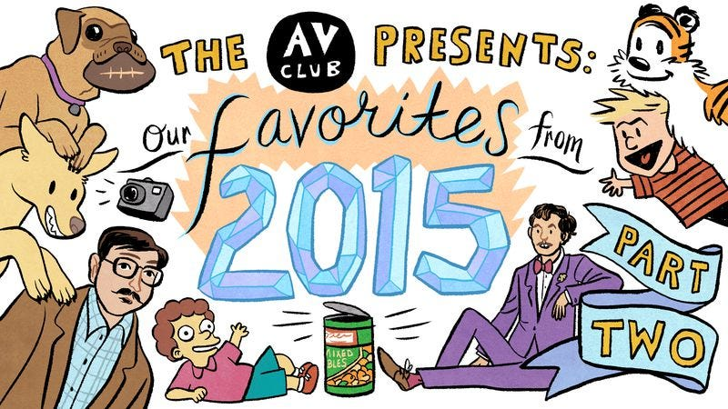 Illustration for article titled Patting our own backs: The A.V. Club presents the best of The A.V. Club, part 2