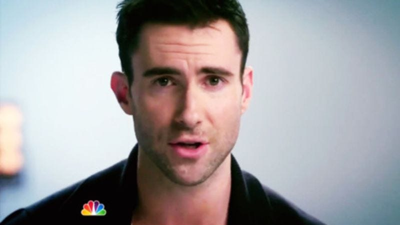 Illustration for article titled Adam Levine developing NBC sitcom about karaoke