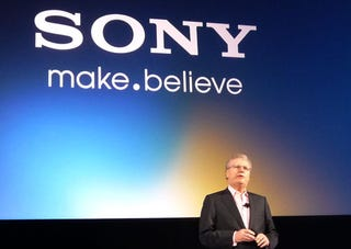 Illustration for article titled Sony Shows Its Faith In 3D