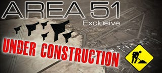 Illustration for article titled Why Is AREA 51 Building A Mysterious New Hangar And What Will It Hide?