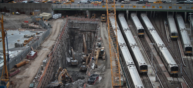 "Why NYC Is Building This $185 Million ""Tunnel to Nowhere"""