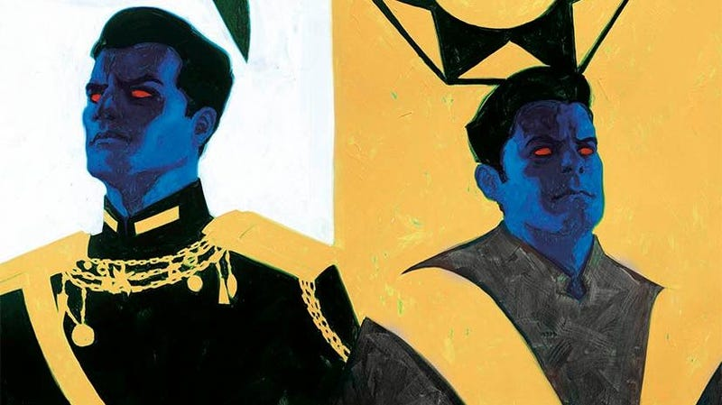 A New Look Inside the Latest Thrawn Book Reintroduces a Very Familiar Chiss