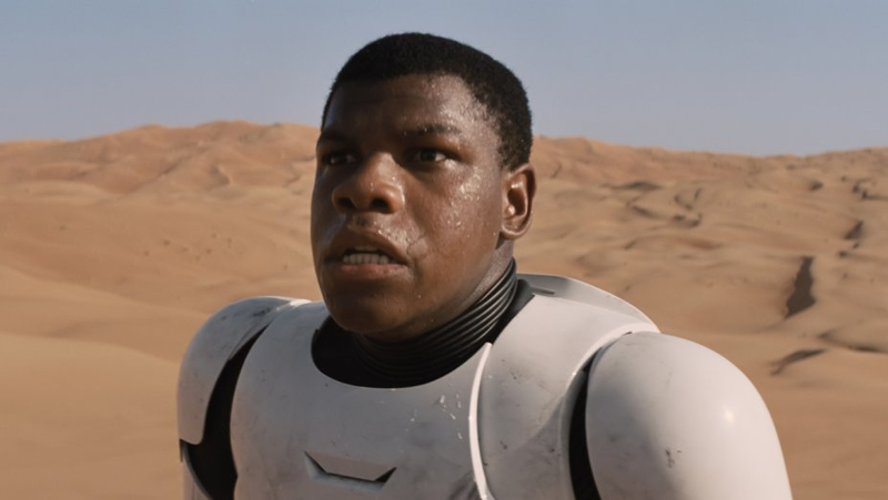 Illustration for article titled This Adorable Animation Shows How John Boyega Got Cast in Star Wars