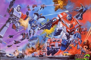 Illustration for article titled Transformers: The War for Cybertron Puts Autobots In Gears