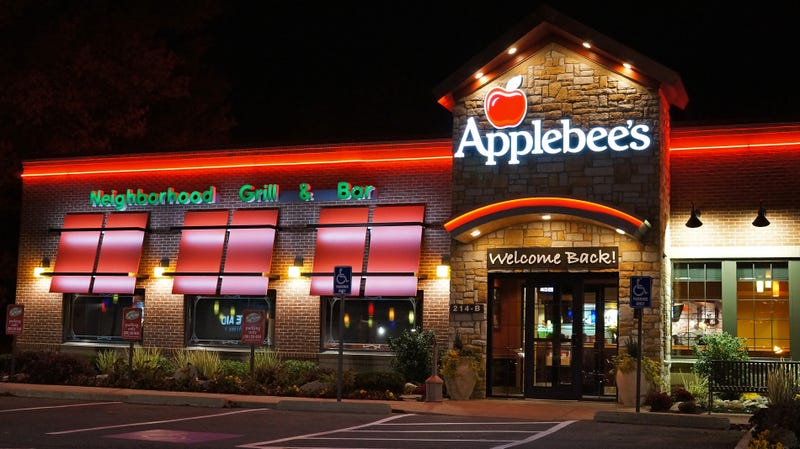 Illustration for article titled 'Come Bring Your Punk Ass Down To Applebee's' Is The NASCAR Energy We Need