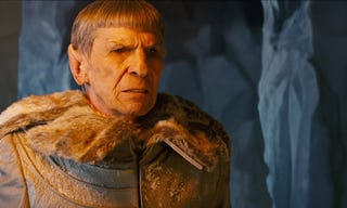 Illustration for article titled Will Old Spock Reappear In The Next Trek Movie?