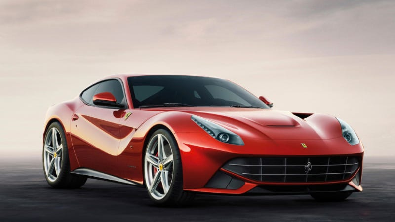 Illustration for article titled Ferrari Is Auctioning A Brand New F12 For Hurricane Sandy Relief
