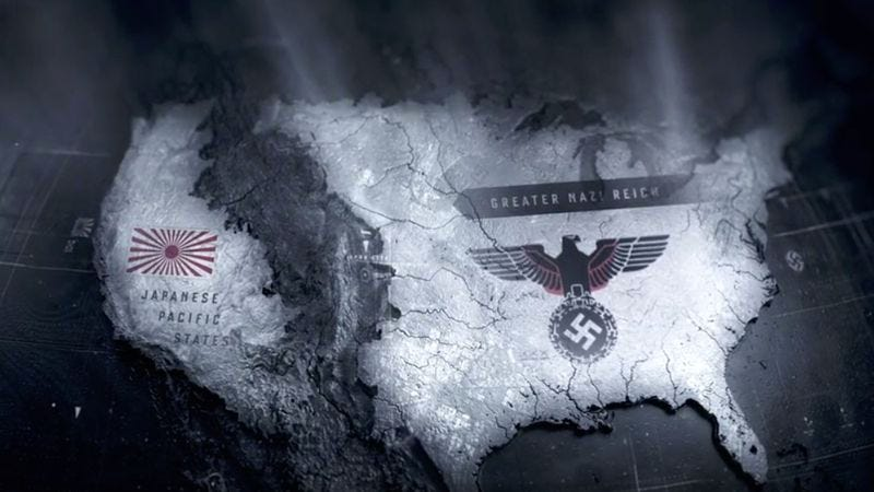 Illustration for article titled The Man In The High Castle gently nudges it into high gear with first episode