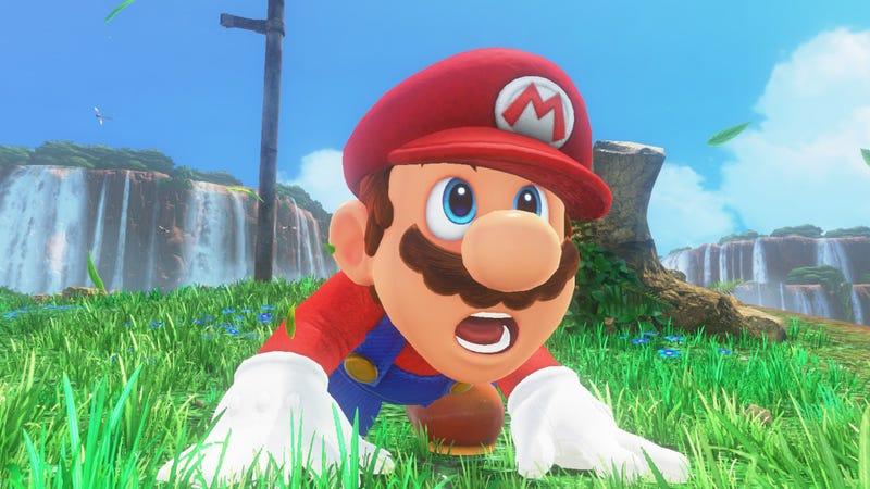 Screenshot: Super Mario Odyssey