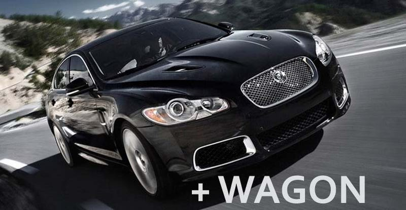 Illustration for article titled Jaguar XF Estate: Kitty Wants A Wagon For Frankfurt!?