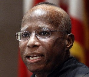 Former Virginia Chief Justice Leroy Hassell dies.