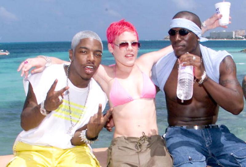 1994 cancun bikini contest