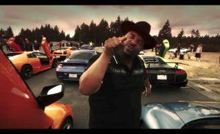 """Illustration for article titled Sir Mix-A-Lot Returns With """"Carz"""""""
