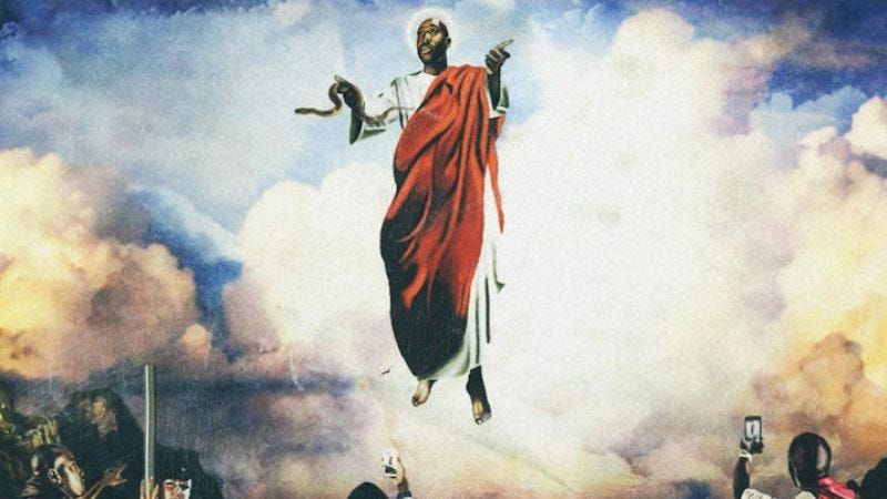 Cover art detail of Freddie Gibbs' You Only Live 2wice