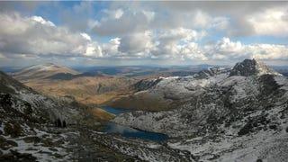 """I Kept Thinking About Skyrim."" Snowdonia, Wales, U.K. By Steve Stanley."