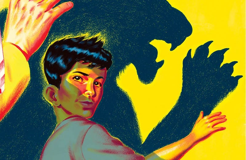 Illustration for article titled Nick Harkaway's Tigerman Takes Superheroes Where They've Never Gone