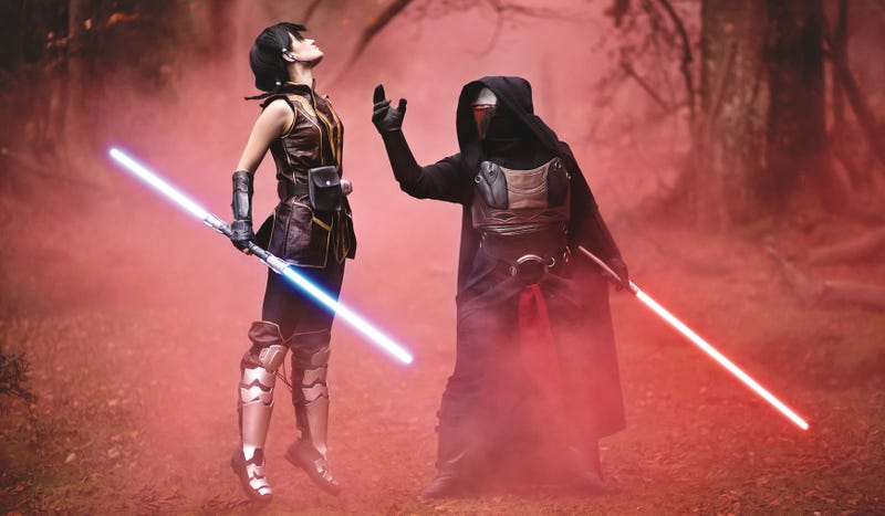 Illustration for article titled Fantastic Star Wars Cosplay Hasn't Forgotten KOTOR