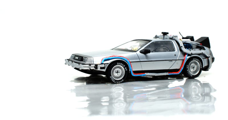 Illustration for article titled LaLD Car Week - Murica Monday: I don't need Friends, I got Gigawatts!