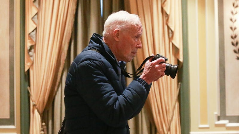 Illustration for article titled Bill Cunningham Will Get a New York Street Corner Named After Him for One Week