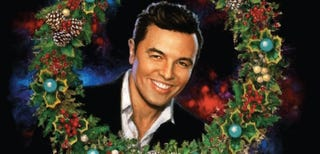Illustration for article titled Seth MacFarlane Made a Christmas Album And It's Actually Very Good